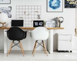 Ev Ofisinizin Verimli ve Konforlu Olması İçin İpuçları