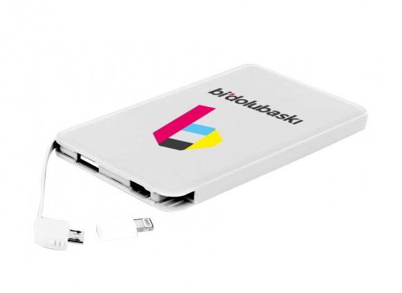 Plastik Powerbank 5000mAh