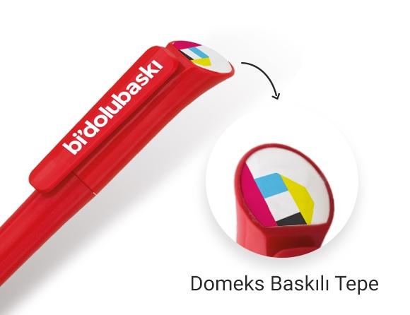 Promosyon Plastik Kalem Bidolubaskı'da