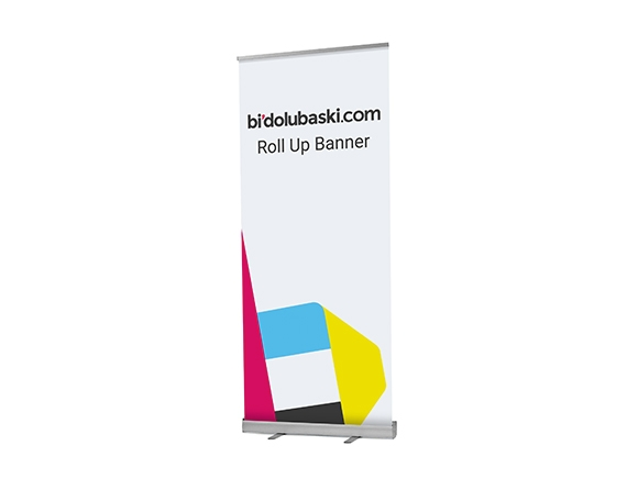 Roll Up Banner Baskı Bidolubaskı